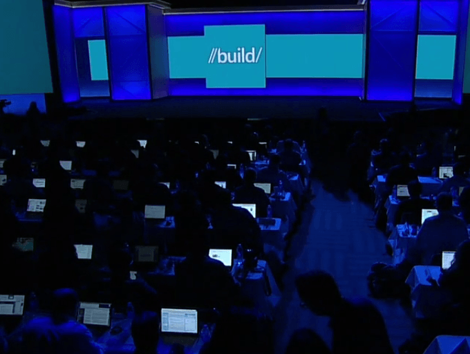 Microsoft Build Conference - Keynote