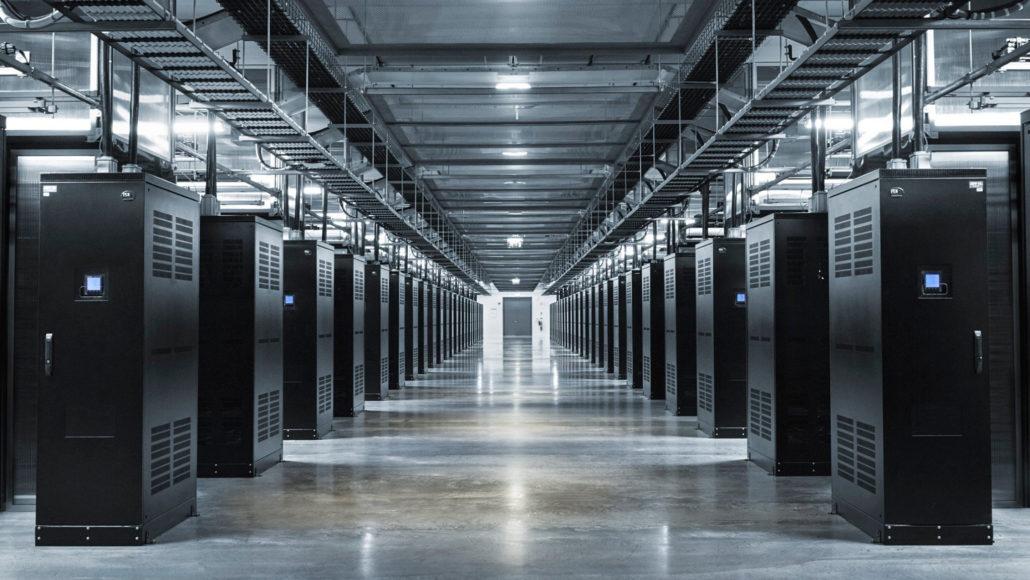 Facebook Datacenter / Mark Zuckerberg