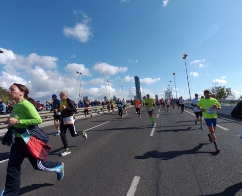 Marathon Reichsbrücke