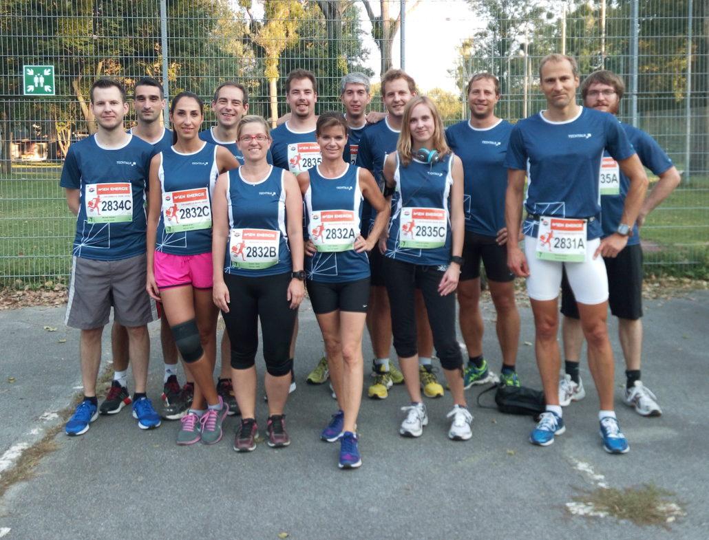 Business Run Teamfoto 2016